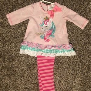 Rare Editions Unicorn Outfit